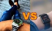 ET时光廊:智能手表能取代品牌机械手表吗