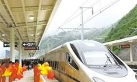 """""""最美""""高铁站 天水东岔站昨日正式投用"""