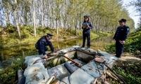 房山环保局密织巡查网 严查水污染问题