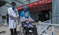北京首例脱离ECMO的新冠肺炎患者出院