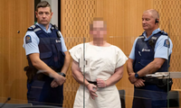新西兰清真寺枪击案嫌犯出庭受审,他环游世界却沉迷于互联网