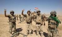 """伊拉克民兵武装击毙一名""""伊斯兰国""""重要头目"""