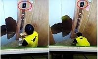 骑手电梯偷吃外卖,美团致歉:已拉黑,并通报全行业禁用