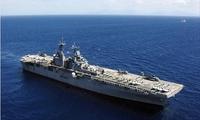 韩媒:朝美无核化磋商进行中,美小型航母前往西太平洋