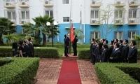 浙江省援外医疗50年 来看三名授勋队员的家国情怀