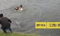 初中生勇救落水儿童 获万元奖励后转赠给被救贫困儿童