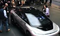 贾跃亭200万一辆FF91还在计划量产 这边董明珠13万一辆电动SUV来了