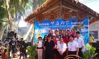 海南本土电影《梦在脚下》文昌开拍 年底将在全国上映