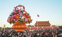 """""""我被中国人的爱国热情震撼了"""""""