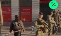 法国马赛街头发生男子持刀砍人事件 致4伤(图)
