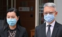 香港市民提告反对派议员郭荣铿 控其14项公职人员行为失当罪