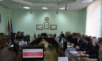 学校领导率团访问白俄罗斯、俄罗斯高校