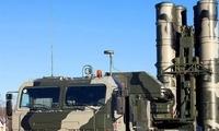 土耳其空军开始参与S-400防空导弹系统培训