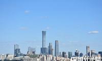 """北京:气温回升 """"寒潮撤退""""出行仍需防寒"""