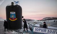 美专家:4枚俄军布拉瓦潜射导弹相当于广岛原子弹威力160倍