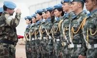 《维和步兵营》蓝盔战士勇敢前行 彰显中国力量