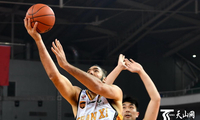 CBA常规赛第15轮:新疆客场114:116负山西