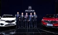 广汽Acura北京车展全球首发CDX SPORT HYBRID