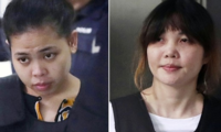 朝鲜男子金正男遇刺案:两名女被告表面罪名成立