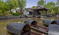 比乌镇周庄清静灵秀,这个江南水乡才最值得一去