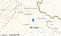 印度北方邦一列火车6节车厢脱轨 已造成10死150人受伤