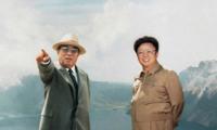 金正日逝世七周年前一天 朝鲜官媒发组图缅怀