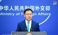 中方:蓬佩奥将国际社会绑上反华战车的图谋不会得逞