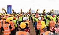 武汉今年重大项目开工建设总投资超8000亿元