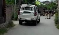 印控克什米尔地区一警队遭恐怖分子袭击 2名警员身亡
