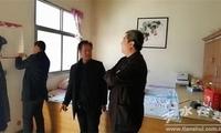 """天水市文旅系统开展""""初春送温暖""""走访慰问活动"""