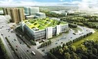 北京首座P+R公交立体停车楼开建 可提供500余车位