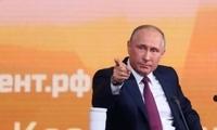 """克里姆林宫:""""与普京直播连线""""将于6月7日举行"""