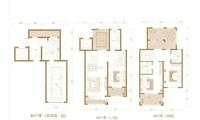 房山101.52-253平方米户型约550万元/套起
