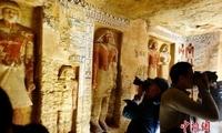 埃及发现距今4400年王室祭司墓葬 保存状况完好