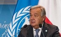 气候大会最后48小时,联合国首脑二度现身敦促各国加快进展