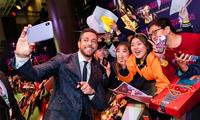 《雷霆沙赞!》中国首映礼 片段点映全程爆笑