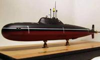 俄第五代核潜艇近期问世:隐身性能 配高超音速武器
