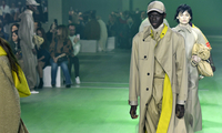 Lacoste时装秀 运动服可以更时尚!