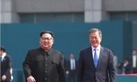 韩方公开朝韩首脑会谈内容 金正恩:以后经常见面吧