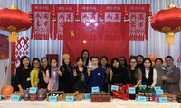 驻蒙古使馆积极参加慈善义卖活动
