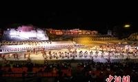 西藏大型实景剧《文成公主》累计收入7.7亿元
