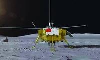 探月工程嫦娥四号着陆器、月球车外形曝光(图)
