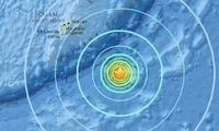 美国关岛东南部海域发生6.4级地震 震源深度10公里