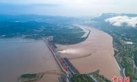 三峡水库启动2019年试验性蓄水
