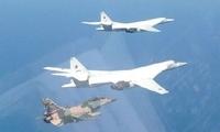 俄军战略轰炸机完成加勒比海飞行