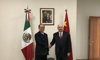 邱小琪大使会见墨西哥常务副外长德伊卡萨