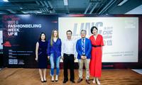LINC金羽杰亮相北京时装周 时尚创造价值主题论坛引热议