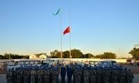 第2批赴苏丹达尔富尔维和直升机分队举行国家公祭日纪念活动 牢记历史 强化使命