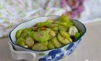 炒丝瓜有个小技巧,不变黑不出汤,清甜可口!