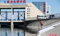 中国新闻网:南水北调中线工程输水量过200亿立方米